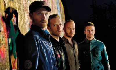 Coldplay im Gespräch mit Rihanna und Beyoncé.