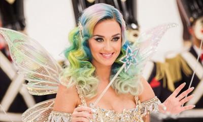 Katy Perry räumt ordentlich ab.