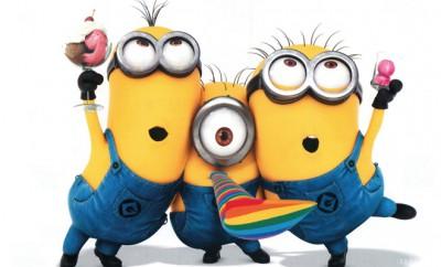 Die Minions schlagen One Direction.