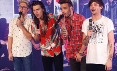 Harry Styles, Louis Tomlinson und der Rest von One Direction wurde bisher noch nie für einen Grammy nominiert.