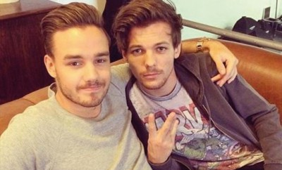 Die One Direction-Stars Liam Payne und Louis Tomlinson arbeiten an neuer Single.