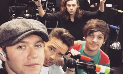 Gehen die Jungs von One Direction bald wieder auf Tour?