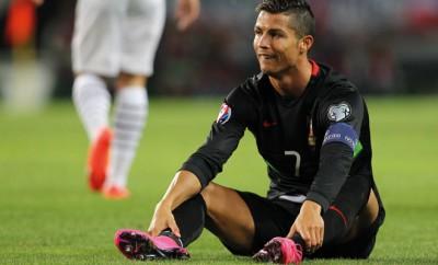 Ronaldo war der Schwalbenkönig.