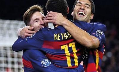 Für Messi hat Ronaldo es vedient unter den Top Drei zu sein.