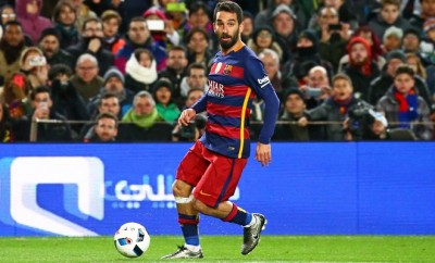 Arda Turan will im Jahr 2016 mit dem FC Barcelona und der Türkei angreifen.