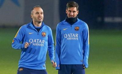 Iniesta und Messi sind die Vorbilder von Arda Turan.