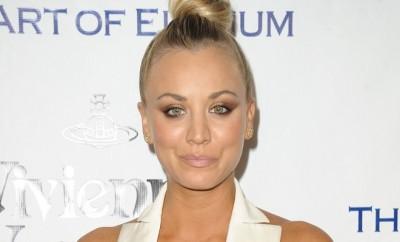 Big Bang Theory-Star Kaley Cuoco sucht einen neuen Mann.