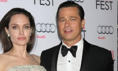 Ehe von Angelina Jolie und Brad Pitt am Ende?