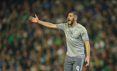 Karim Benzema drohen 5 Jahre Haft.