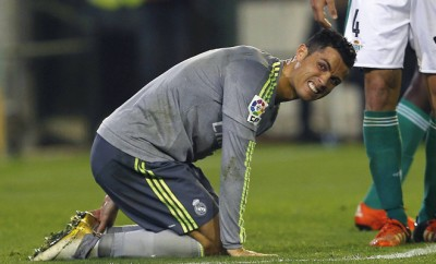 Real Madrid: Cristiano Ronaldo verliert die Nerven.