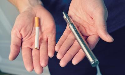 Was ist schädlicher? E-Zigarette oder Tabak?