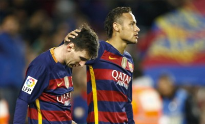 Lionel Messi fällt im Pokal gegen Bilbao aus. Neymar wird beim FC Barcelona bleiben.