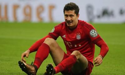 Robert Lewandowski bleibt beim FC Bayern München.