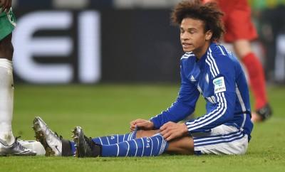 Wie häufig spielt Leroy Sane noch für den FC Schalke 04.