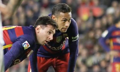 Neymar und Messi sind in Topform!