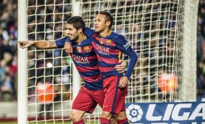 Suarez verhandelt mit dem FC Barcelona, Neymar schweigt.
