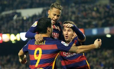 Neymar, Lionel Messi und Suárez kosten dem FC Barcelona eine Stange Geld.