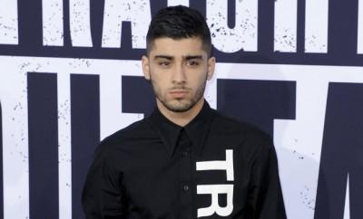 Ex-One Direction-Star Zayn Malik