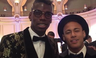 Spielt Paul Pogba schon bald mit Neymar beim FC Barcelona?
