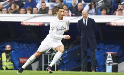Real Madrid: Ronaldo lobt die Arbeit von Zinedine Zidane.