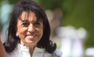 """Regine Sixt - Gründerin der Kinderhilfe """"Tränchen Trocknen""""."""