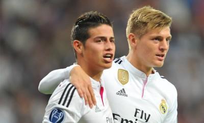 Tage von Toni Kroos und James Rodriguez bei Real Madrid gezählt?