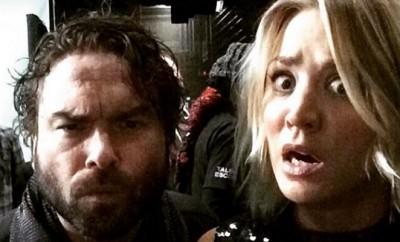Big Bang Theory: Kaley Cuoco und Johnny Galecki haben Spitznamen füreinander.