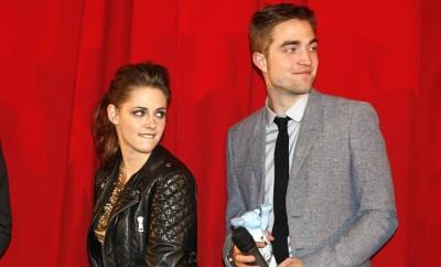 Kristen Stewart und Robert Pattinson: Verbindung durch Karl Lagerfeld.