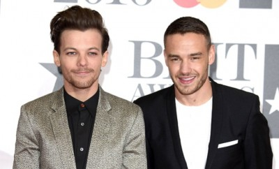One Direction: All Time Low steht auf Harry Styles, Liam Payne, Niall Horan und Louis Tomlinson,