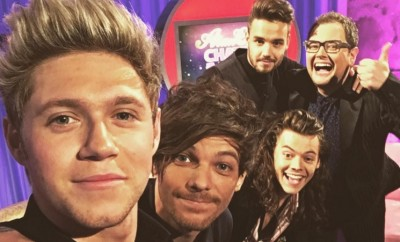 One Direction: Liam Payne und Louis Tomlinson kamen ohne Harry Styles und Niall Horan zu den Brit Awards.