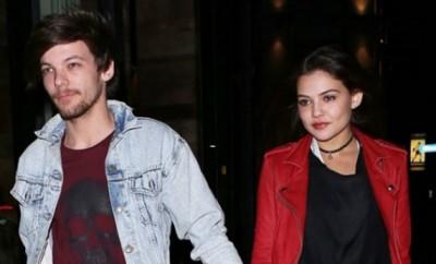 One Direction-Star Louis Tomlinson hat Ärger mit Briana Jungwirth wegen Danielle Campbell.