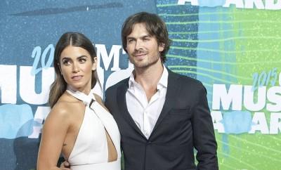 Vampire Diaries: Ian Somerhalder liebt eine Frau mehr als Nikki Reed.