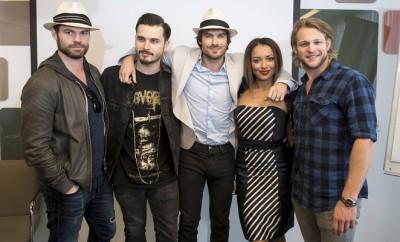Vampire Diaries: Findet der Cast in Staffel 8 zu The Originals?