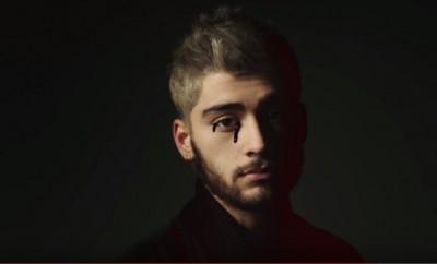 Ist Zayn Maliks blutige Träne eine Botschaft an die Jungs von One Direction?