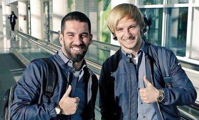 Arda Turan hat kein Problem mit Ivan Rakitic und hat einen Tipp für Neymar parat.