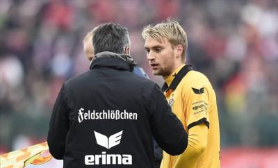 Dynamo Dresden - Trio sorgt für Aufsehen.