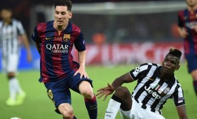 Spielen Paul Pogba und Lionel Messi bald zusammen?