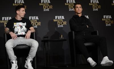 Spielen Cristiano Ronaldo und Lionel Messi bald gemeinsam in den USA?