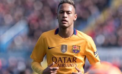Neymar im Spiel gegen Levante.