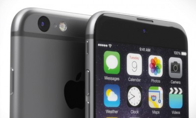 Das Apple iPhone 7 mit flacher Kamera?