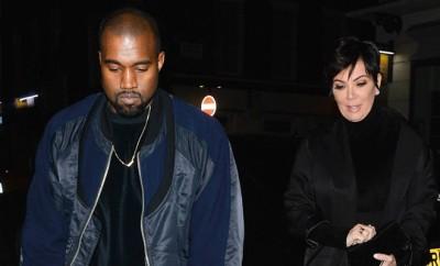 Kris Jenner will, dass Kanye West seinen Streit mit Taylor Swift beendet.