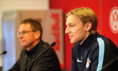 RB Leipzig verlängert mit Emil Forsberg.