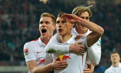 RB Leipzig schon bald in der Bundesliga?