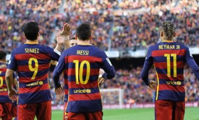 Für Suárez sind Neymar und Lionel Messi besser als Cristiano Ronaldo.