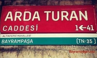 Arda Turan erhält seine eigene Straße.