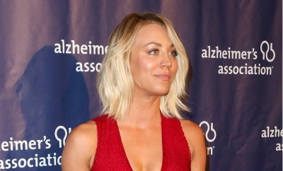 Big Bang Theory: Kaley Cuoco hatte einen Unfall.