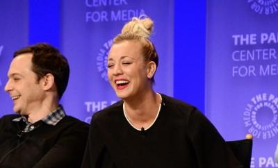 Kunal Nayyar witzelt über Big Bang Theory-Kollegin Kaley Cuoco.