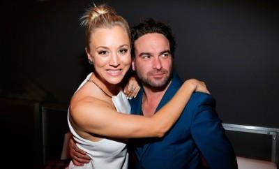 Big Bang Theory: Kaley Cuoco will ihren Ex nicht wegen Johnny Galecki verletzen.