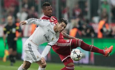 Spielen Boateng und Ronaldo bald gemeinsam beim FC Bayern München?