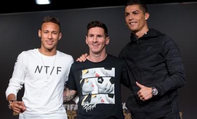 Spielt Neymar bald in einer Mannschaft mit Cristiano Ronaldo?